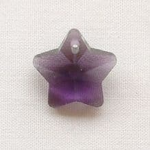 14mm Crystal Stars Purple - 4