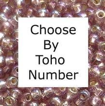 Choose by Toho Number