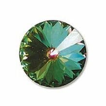 Swarovski Rivoli 1122 12mm Crystal Vitrail Medium - 1