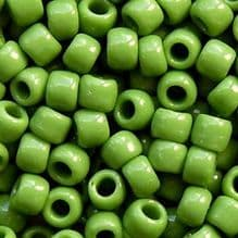 Toho 6/0 Seed Beads Opaque Mint Green 47 - 10 grams