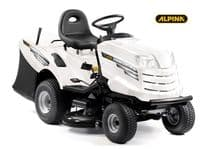 Alpina Ride-On Lawnmower Spare Parts