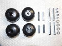 Honda Deck Scalp Wheel Set (100mm Wheel)