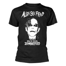 Now I'm Feeling Zombiefied T-shirt
